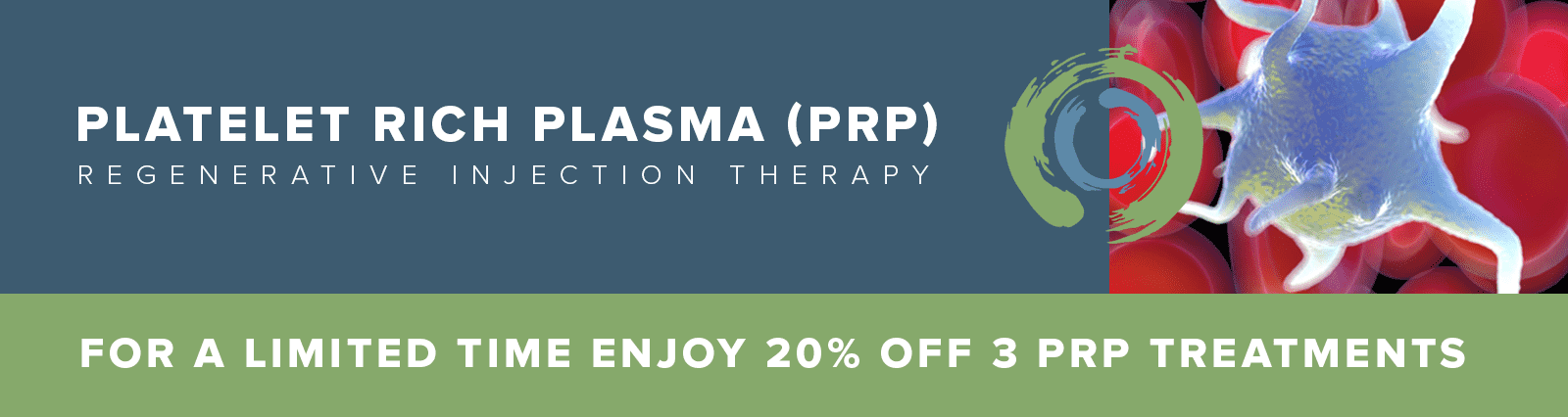 PRP Platelet Rich Plasma in Gilbert, AZ